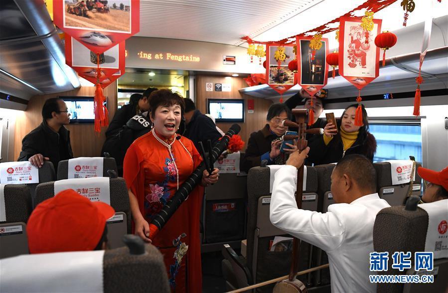 (经济)(5)京港高铁商合段、郑阜高铁开通运营