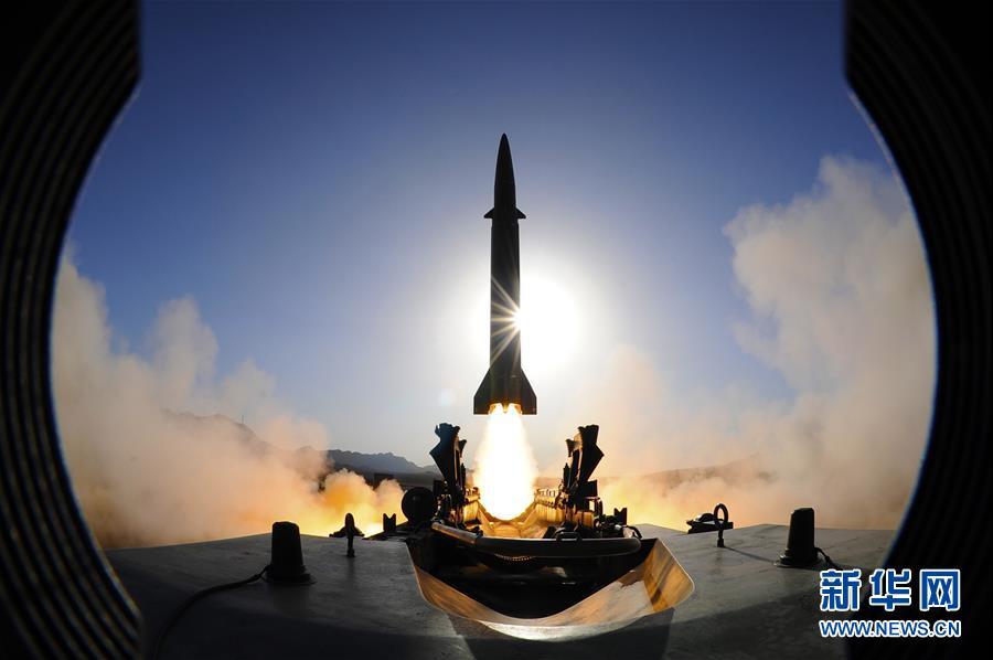 """(圖文互動)(3)永遠衝鋒的""""導彈發射先鋒營""""——記闊步強軍徵途的火箭軍某旅發射一營"""