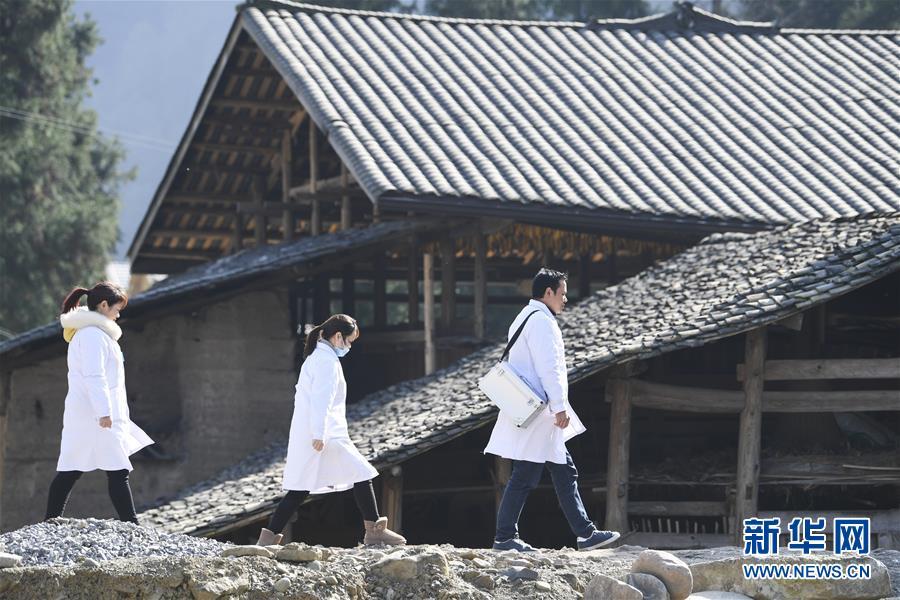 (健康)(1)重慶石柱:健康扶貧撐起保護傘