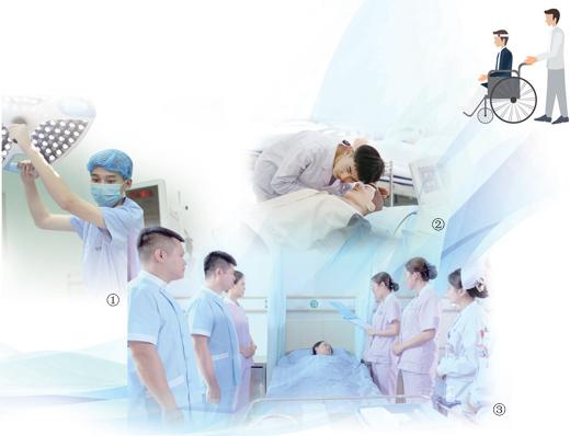 男护士炼成记——黑龙江省注册护士男性占比4.3%