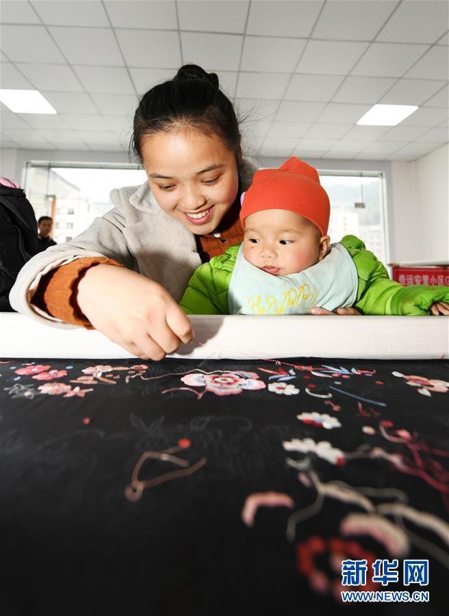 (新华全媒头条·图文互动)(3)壮阔大迁徙——写在贵州全面完成188万人易地扶贫搬迁之际