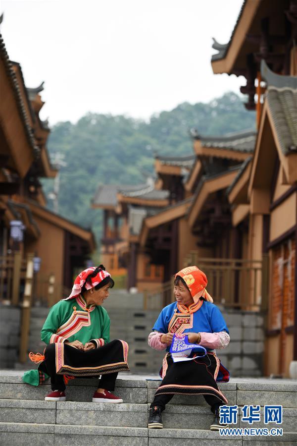 (新华全媒头条·图文互动)(9)壮阔大迁徙——写在贵州全面完成188万人易地扶贫搬迁之际