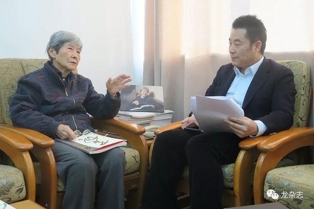 文物保护杰出贡献者樊锦诗接受《龙》杂志独家专访
