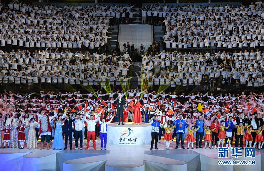 (體育·年終稿)(1)新華社體育部評出2019年中國體育十大新聞