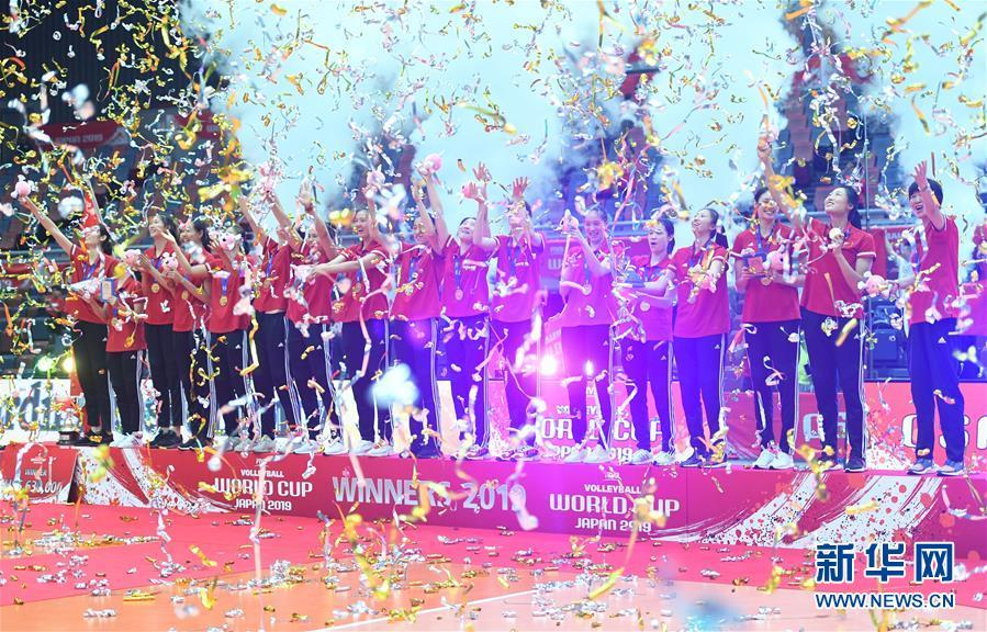 (體育·年終稿)(4)新華社體育部評出2019年中國體育十大新聞