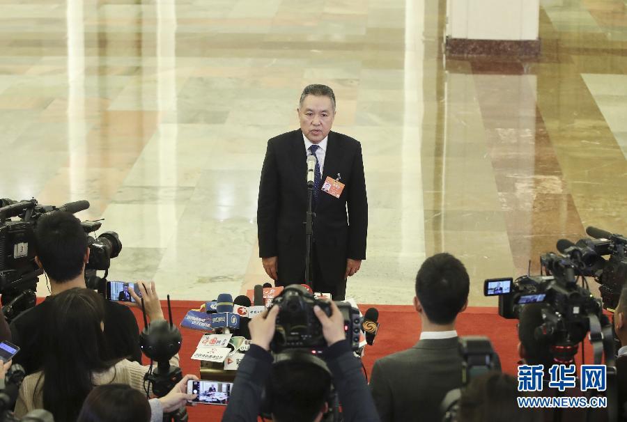 """国家市场监管总局局长张茅:以最严厉惩罚努力实现""""天下少假"""""""