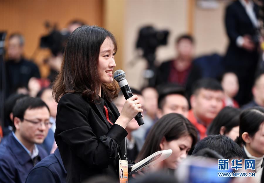 """(兩會·XHDW)(6)國資委主任肖亞慶等就""""國有企業改革發展""""答記者問"""