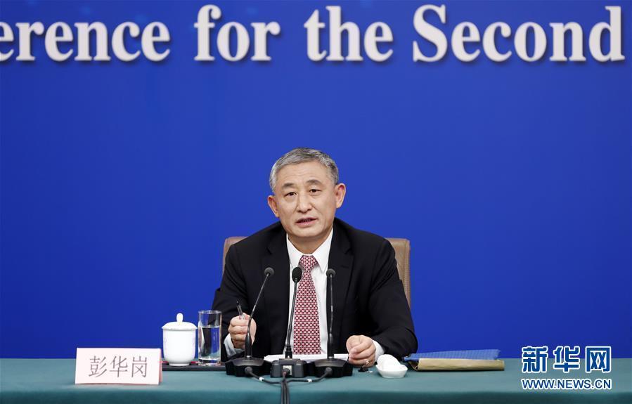 """(兩會·XHDW)(9)國資委主任肖亞慶等就""""國有企業改革發展""""答記者問"""