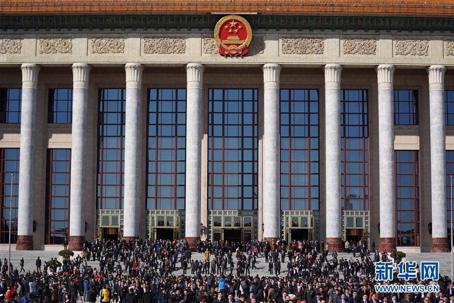 (新华全媒头条·图文互动)(2)2019——春天里的中国两会故事