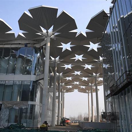 北京世园会国际馆