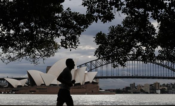 世界园林巡礼——悉尼皇家植物园