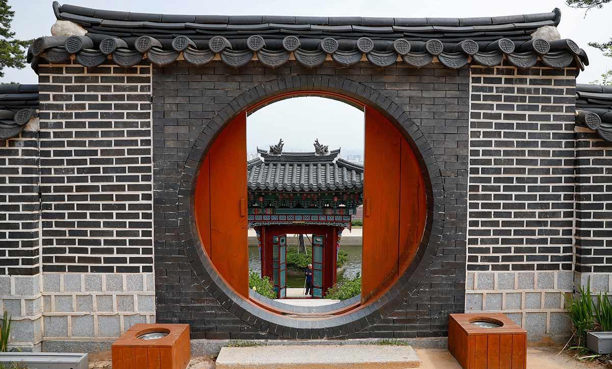 世界园林巡礼——韩国顺天湾国家园林