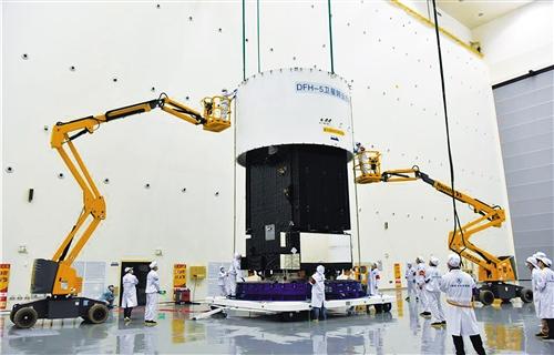未来20年通信卫星就靠它