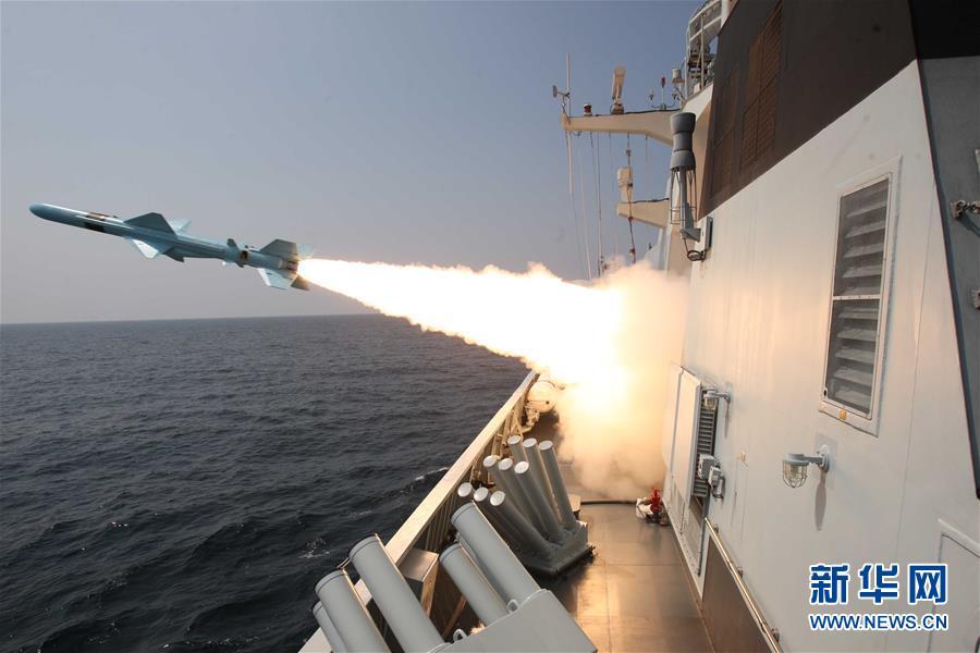(图文互动)(2)小角色大担当――海军黄石舰聚焦备战打仗记事