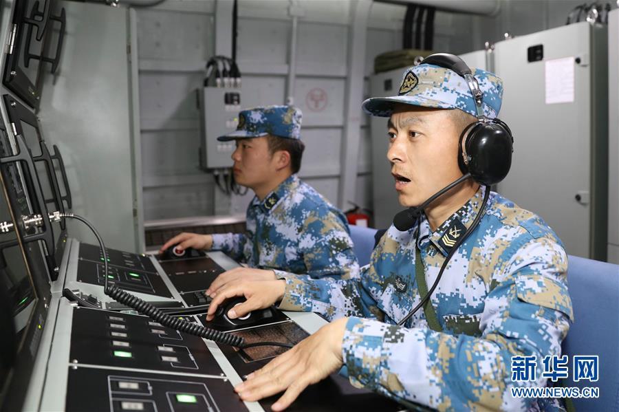 (图文互动)(3)小角色大担当――海军黄石舰聚焦备战打仗记事