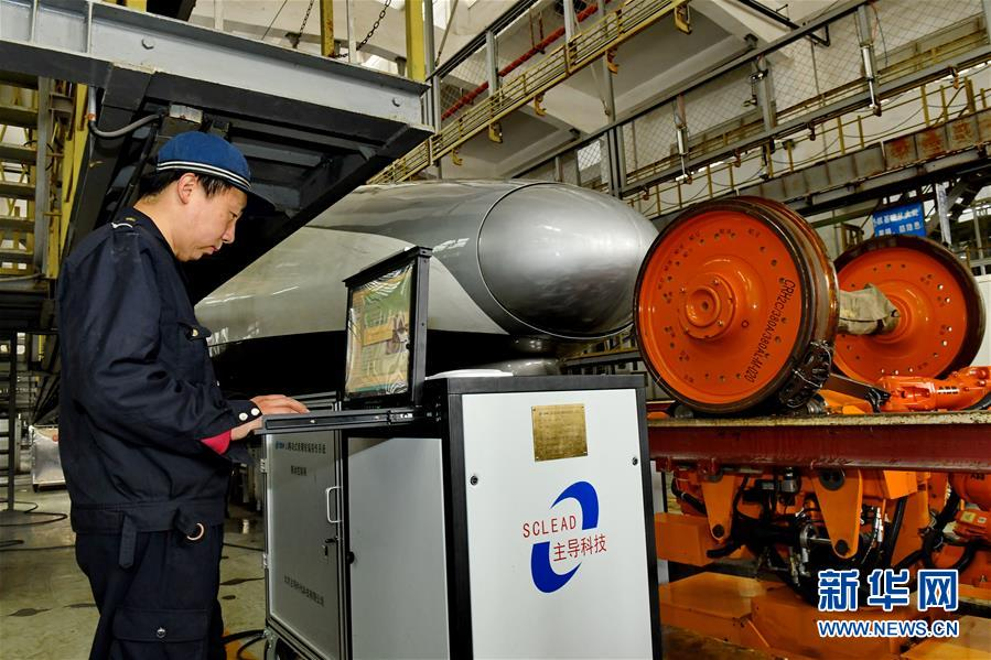 (新春走基層)(5)福建鐵路部門:保安全  迎春運
