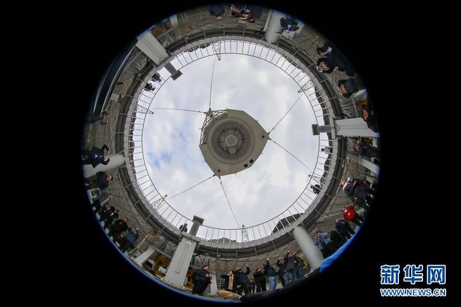 """(新华全媒头条·图文互动)(13)星辰大海,才是它的征途——""""中国天眼""""通过国家验收正式开放运行"""