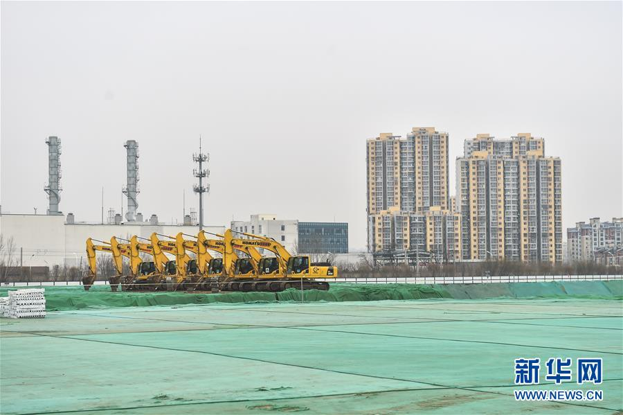 (图文互动)(1)打造千年古都的靓丽城市名片——写在北京市级机关搬迁入驻城市副中心一周年之际