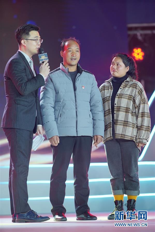 """(圖文互動)(6)""""中國網事·感動2019""""十大年度網絡人物揭曉"""
