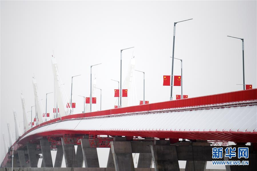 (經濟)(8)中俄首座跨界江公路大橋通過驗收 具備通車條件