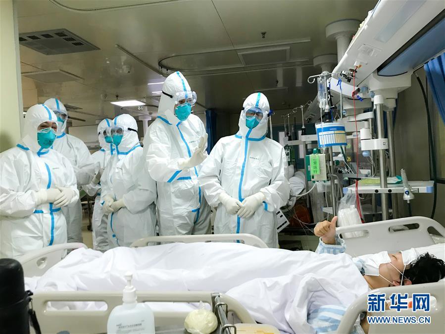 (新華全媒頭條·圖文互動)(3)新華社評論員:危難時刻,黨員幹部要挺身而出——論堅決打贏疫情防控阻擊戰