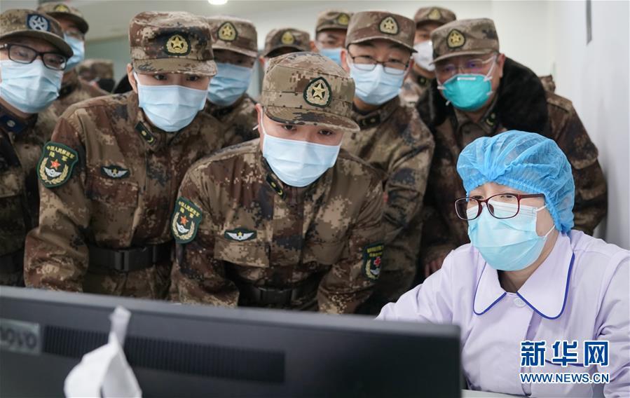 (新華全媒頭條·圖文互動)(6)新華社評論員:危難時刻,黨員幹部要挺身而出——論堅決打贏疫情防控阻擊戰