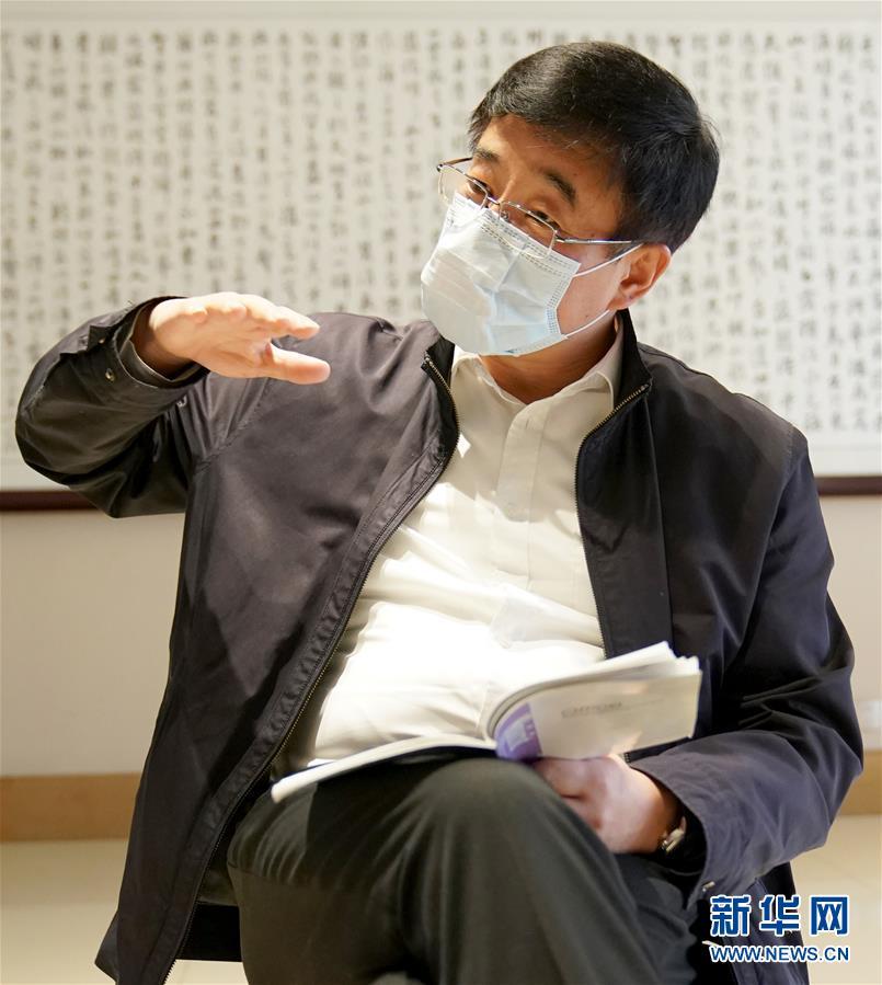 (新华全媒头条·图文互动)(2)关键时期的关键之举——中国工程院副院长、呼吸与危重症医学专家王辰回应武汉疫情防控焦点问题
