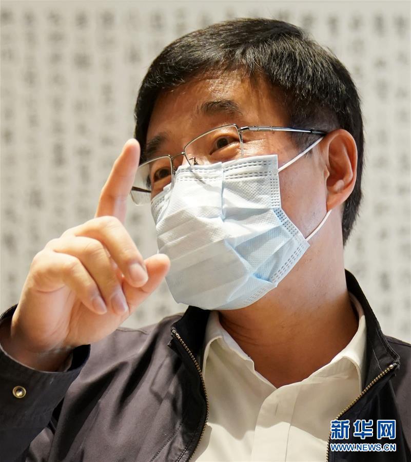 (新华全媒头条·图文互动)(4)关键时期的关键之举——中国工程院副院长、呼吸与危重症医学专家王辰回应武汉疫情防控焦点问题