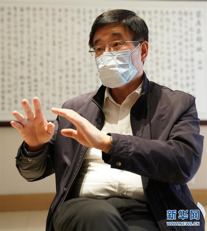 (新华全媒头条·图文互动)(5)关键时期的关键之举——中国工程院副院长、呼吸与危重症医学专家王辰回应武汉疫情防控焦点问题