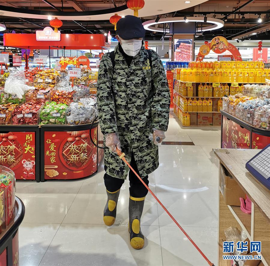 """(新华全媒头条·图文互动)(10)农村战""""疫""""如何攻坚?——来自湖北农村疫情防控一线的报告"""