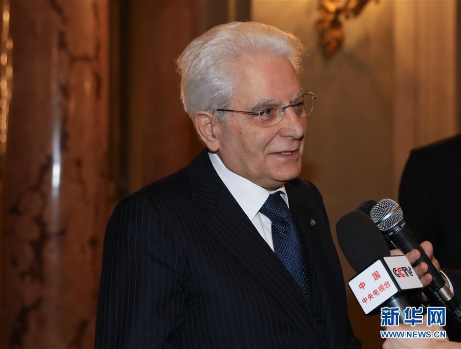 (國際)(6)意總統府舉辦特別音樂會聲援中國抗擊新冠肺炎疫情