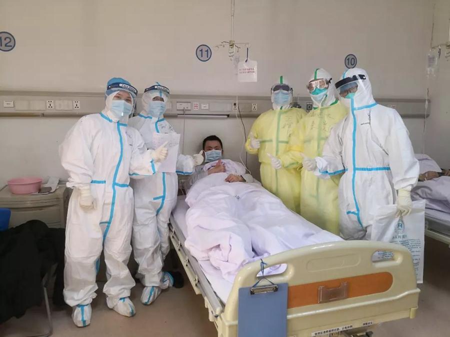 一定会胜利!海军军医大学第一附属医院原创MV《冲锋吧,战友们!》
