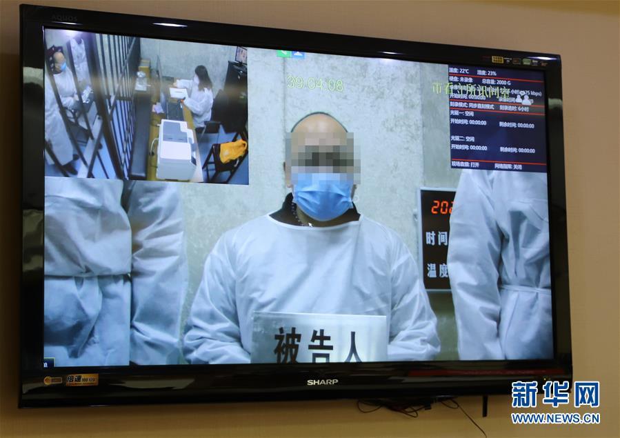(聚焦疫情防控·圖文互動)(1)陜西首例涉疫情妨害公務案宣判 西安一男子獲刑6個月