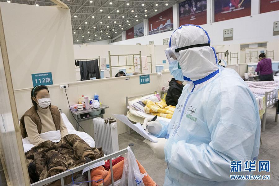 (新華全媒頭條·圖文互動)(4)火線上的中流砥柱——獻給奮戰在抗疫一線的醫務工作者
