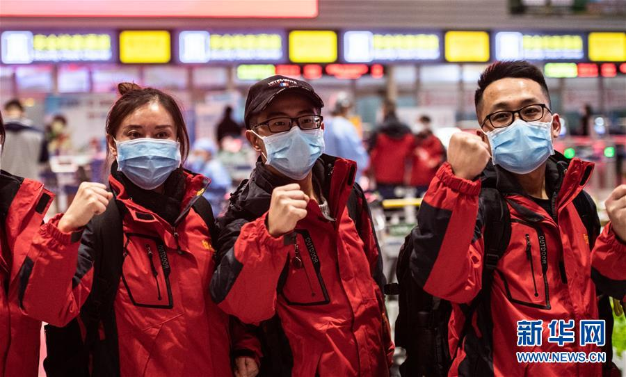 (新華全媒頭條·圖文互動)(21)凝聚起戰勝疫情的強大合力——19省份對口支援湖北紀實