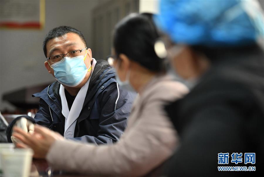 #(新華全媒頭條·圖文互動)(39)凝聚起戰勝疫情的強大合力——19省份對口支援湖北紀實