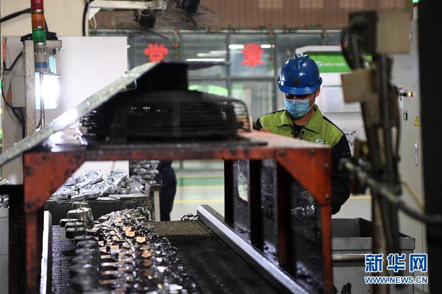 (聚焦疫情防控)(2)重庆部分民营企业复工复产