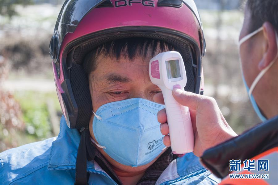 """(圖文互動)(2)超三分之一村(社區)""""無疫情"""",武漢所轄這個區是怎麼做到的?"""
