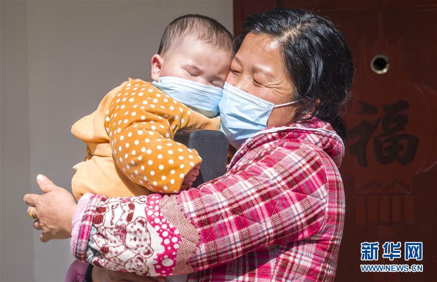 """(圖文互動)(6)超三分之一村(社區)""""無疫情"""",武漢所轄這個區是怎麼做到的?"""