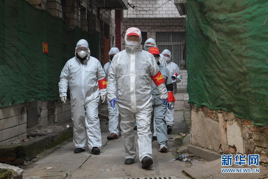 """(新华全媒头条·图文互动)(5)将战""""疫""""进行到底!——写在武汉疫情防控的关键阶段"""