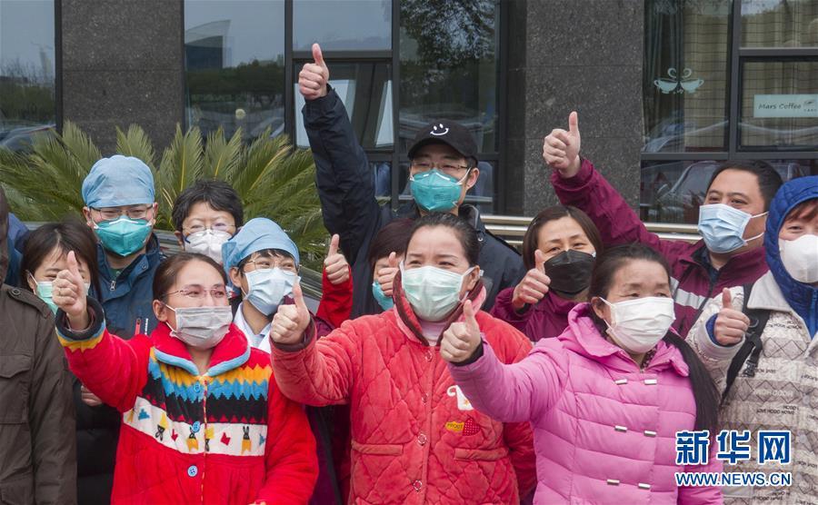 """(新华全媒头条·图文互动)(9)将战""""疫""""进行到底!——写在武汉疫情防控的关键阶段"""