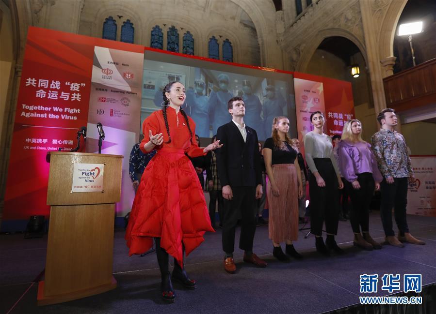 (新華全媒頭條·圖文互動)(8)聽,人類命運共同體的大合唱——中國同國際社會攜手抗擊新冠肺炎疫情述評