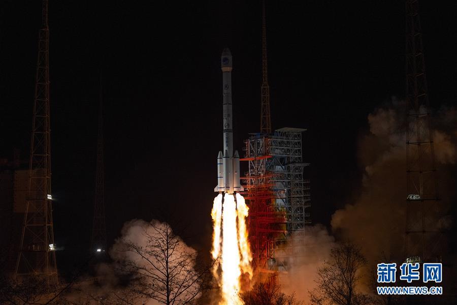 (科技)(1)我国成功发射第54颗北斗导航卫星 5月将完成全球星座部署