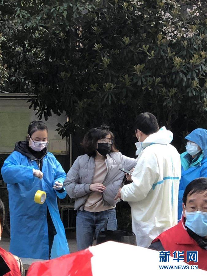 (新华全媒头条·图文互动)(7)武汉24小时