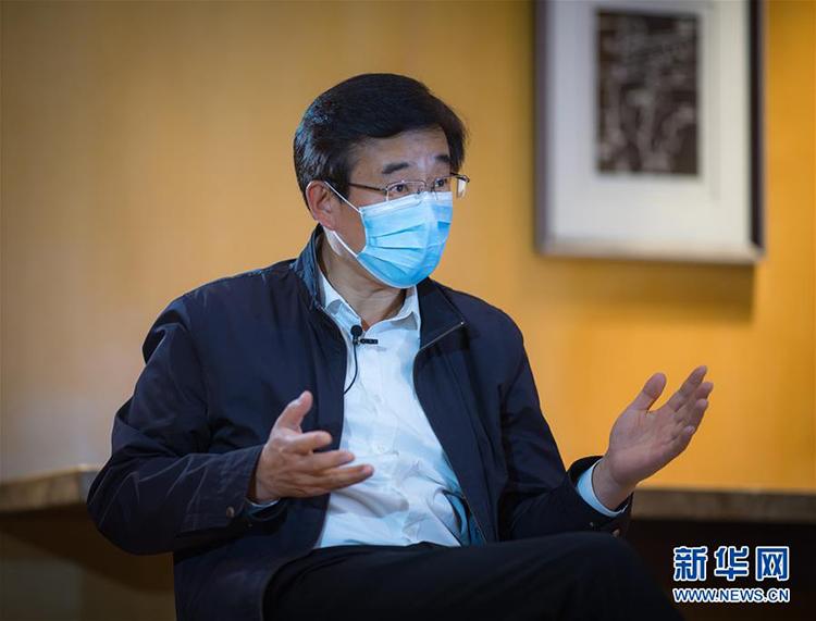 专访|王辰再谈武汉疫情防控焦点问题