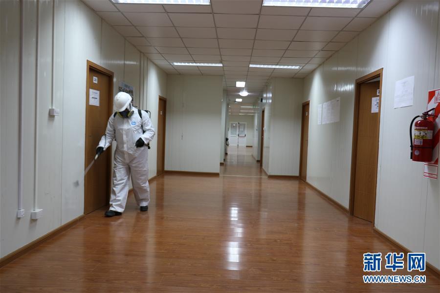 """(国际疫情· 图文互动)(2)记者手记:中国湖北企业与阿根廷携手防""""疫"""""""