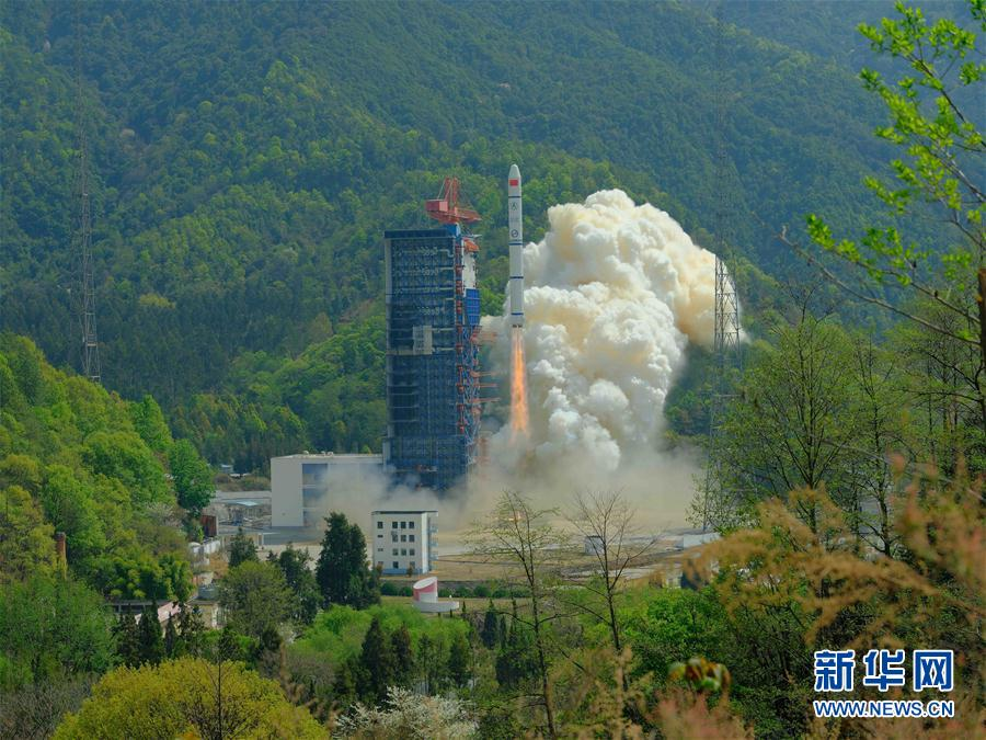 (科技)(3)我国成功发射遥感三十号06组卫星
