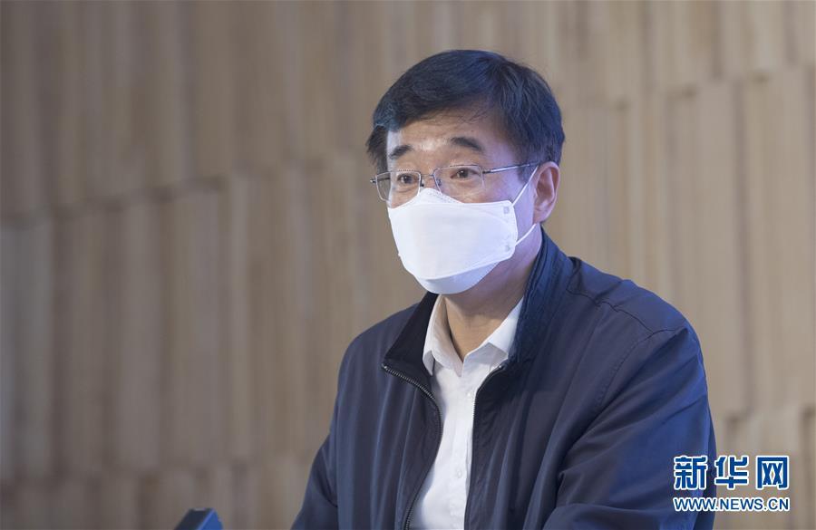 (聚焦疫情防控·圖文互動)(2)感染新冠肺炎醫務人員康復關懷行動在武漢啟動