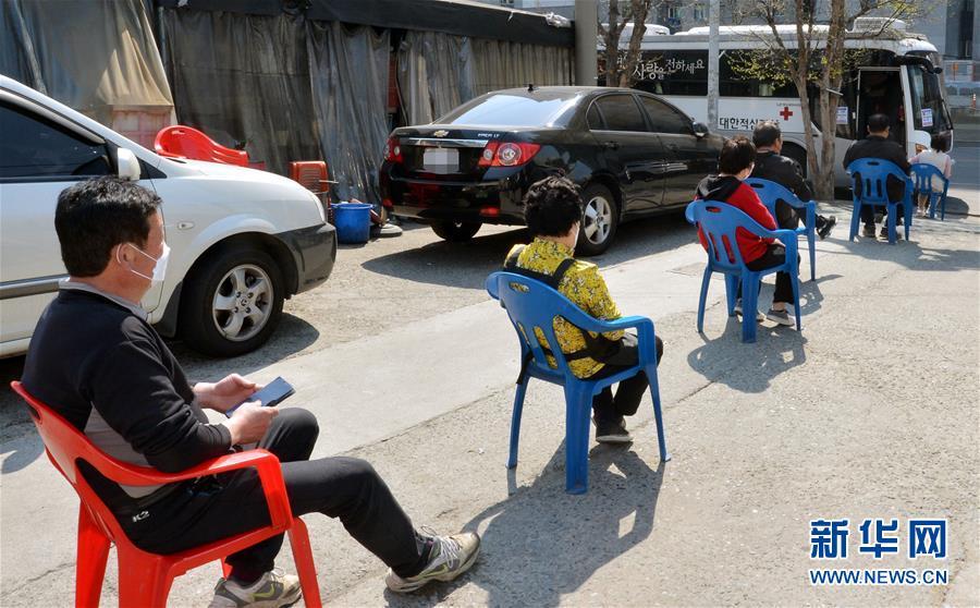 (國際疫情)(1)韓國新冠肺炎病例增至9137例 海外輸入病例增多