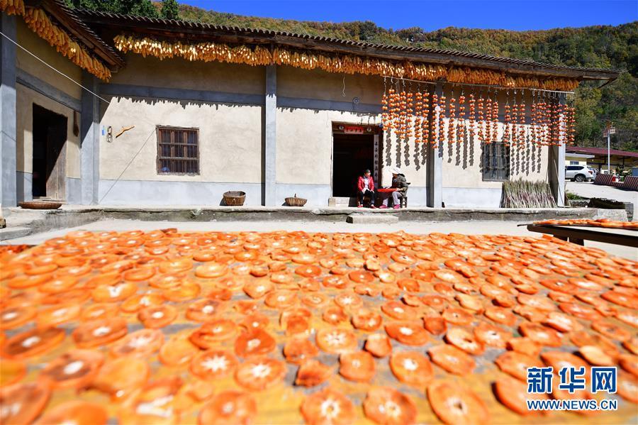 (新华全媒头条·图文互动)(10)奔向新的幸福——陕西贫困县全部摘帽的N个截面